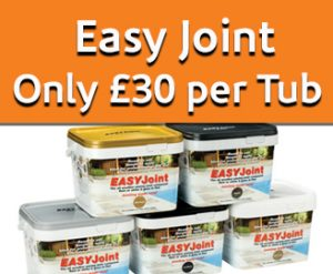 Easy Joint £30 Per Tub