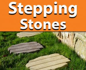 stepping stones deckstone
