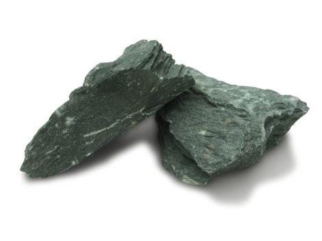 Green Slate Rockery