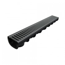 Drainage Channel & Galvanised Grate