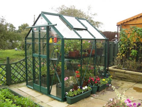 streamline greenhouses